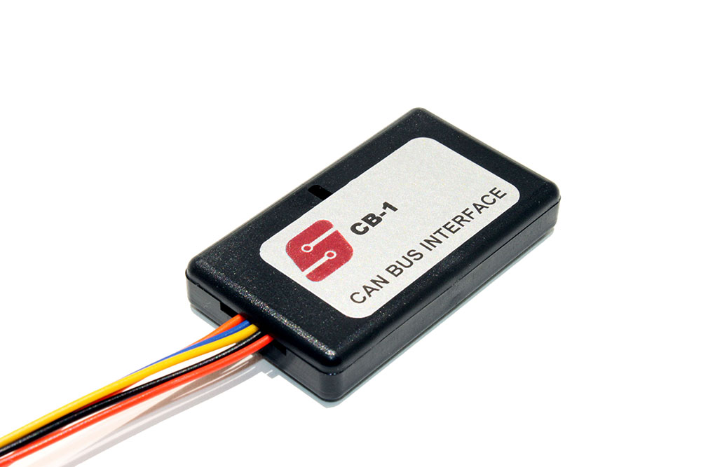 CB-1 CAN Bus Interface - CANBus Interfaces
