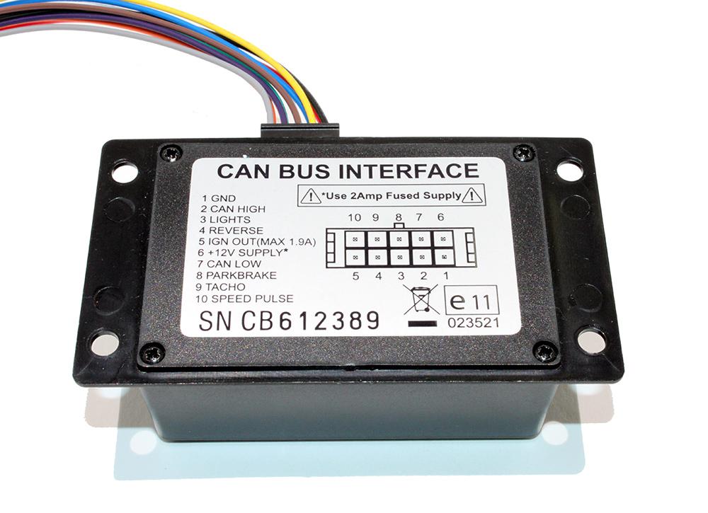 CB8-R CANBus Multi Output Interface | Sailes Automotive ...